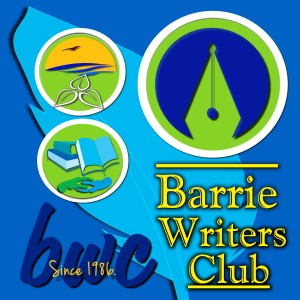 The Barrue Writers Club Logo