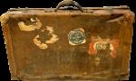oldie suitcase