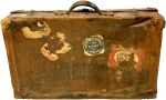 oldie suitcase