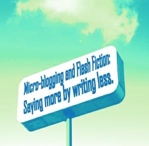 Micro-Blogging & Flash Fiction Graphic