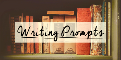 Writing Prompts - Books